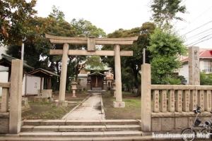 大山衹神社(鶴見区菅沢町)1