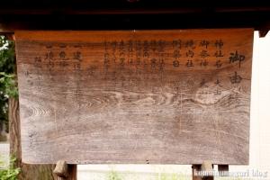 大山衹神社(鶴見区菅沢町)5