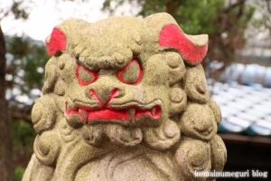大山衹神社(鶴見区菅沢町)10