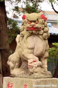 大山衹神社(鶴見区菅沢町)8