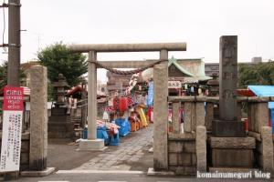 熊野神社(鶴見区市場東中野町)1