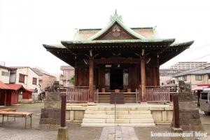熊野神社(鶴見区市場東中野町)6