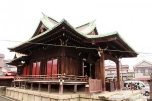 熊野神社(鶴見区市場東中野町)7