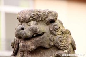 熊野神社(鶴見区市場東中野町)22