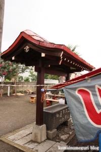 熊野神社(鶴見区市場東中野町)5