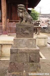 熊野神社(鶴見区市場東中野町)12