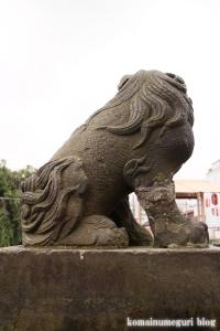 熊野神社(鶴見区市場東中野町)14