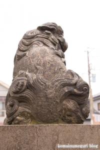 熊野神社(鶴見区市場東中野町)19