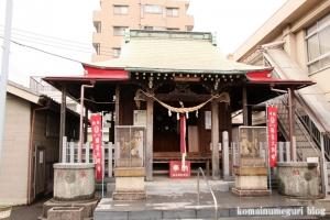 義田稲荷神社(川崎区四谷上町)7