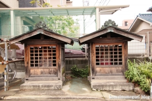 義田稲荷神社(川崎区四谷上町)13