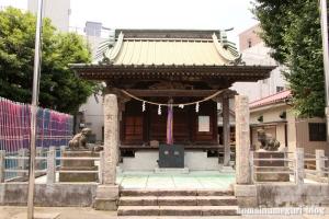 厳島神社(川崎区日ノ出)9