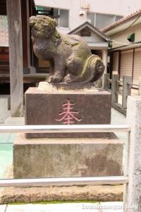 厳島神社(川崎区日ノ出)13