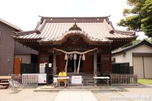 大師稲荷神社(川崎区中瀬)13