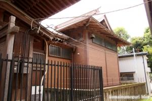 大師稲荷神社(川崎区中瀬)14