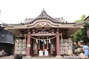 若宮八幡宮(川崎区大師駅前)5