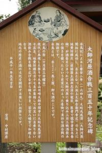 若宮八幡宮(川崎区大師駅前)9