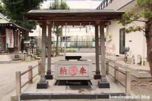 川中島神明神社(川崎区川中島)4