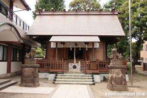 川中島神明神社(川崎区川中島)5