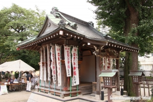 川中島神明神社(川崎区川中島)11