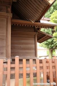 川中島神明神社(川崎区川中島)7