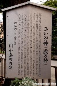 川中島神明神社(川崎区川中島)9