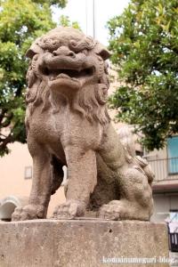 川中島神明神社(川崎区川中島)13