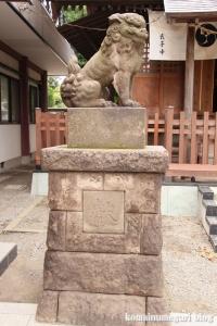 川中島神明神社(川崎区川中島)16