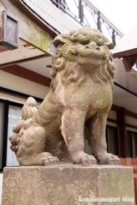 川中島神明神社(川崎区川中島)17