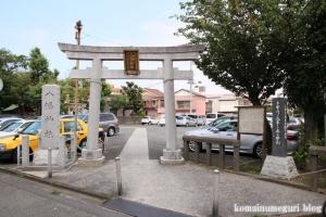 八幡神社(川崎区中島)1