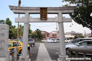 八幡神社(川崎区中島)3