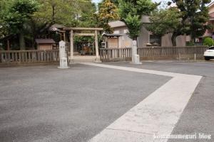 八幡神社(川崎区中島)5
