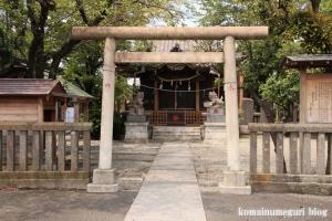 八幡神社(川崎区中島)6