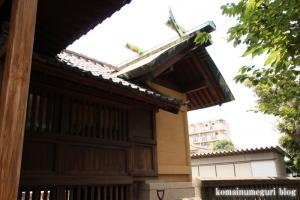 八幡神社(川崎区中島)18