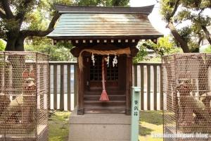 八幡神社(川崎区中島)20
