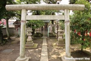 八幡神社(川崎区中島)22