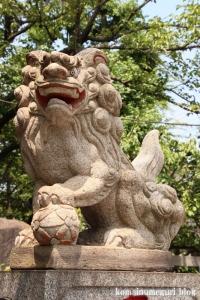 八幡神社(川崎区中島)12
