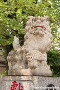八幡神社(川崎区中島)13