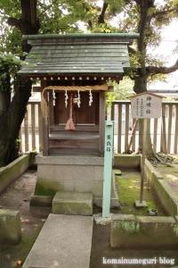 八幡神社(川崎区中島)23