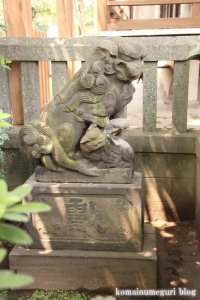 八幡神社(川崎区中島)26