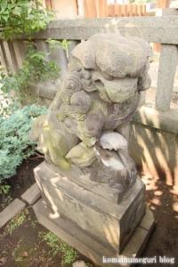 八幡神社(川崎区中島)27