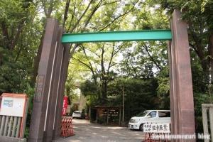 稲毛神社(川崎区宮本町)1