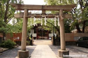 稲毛神社(川崎区宮本町)4