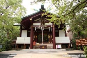 稲毛神社(川崎区宮本町)5