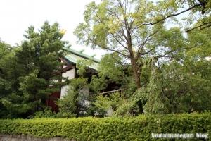 稲毛神社(川崎区宮本町)7