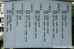 稲毛神社(川崎区宮本町)23