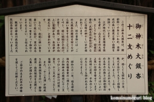 稲毛神社(川崎区宮本町)35