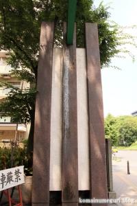 稲毛神社(川崎区宮本町)3