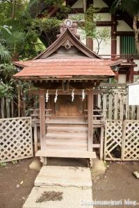 稲毛神社(川崎区宮本町)12