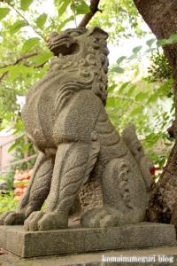稲毛神社(川崎区宮本町)39