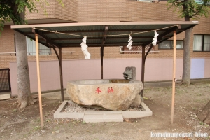 天満天神社(幸区下平間)3